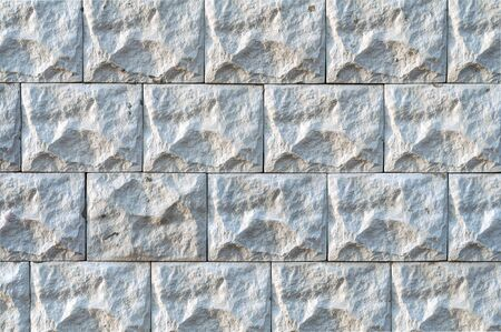 Vintage or grungy white background of natural cement or stone old texture as a retro pattern wall. It is a concept, conceptual or metaphor wall banner, grunge, material, aged, rust or construction. Imagens