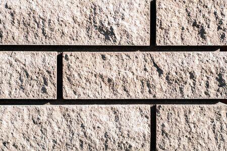 Brick wall texture close up