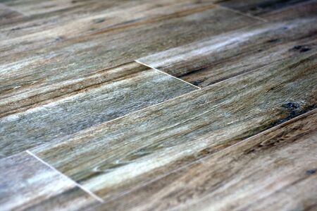 gray-blue laminate. wood floor texture diagonal.