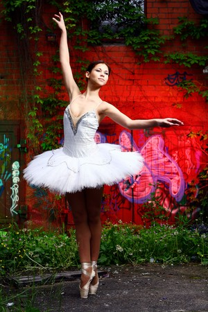 beautiful ballerina dance ballet dance photo