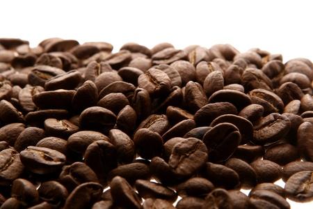 ot: brown background ot fresh coffee