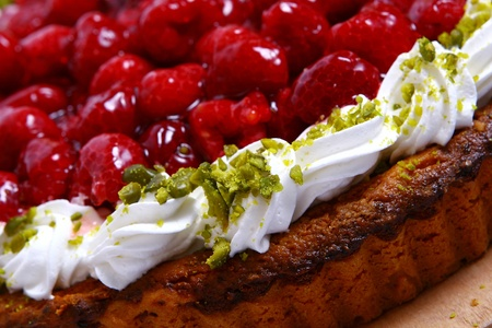 dessert fruitcake photo