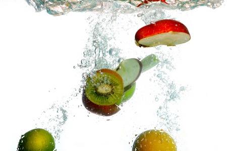 appel water: splash water met freshnes fruit