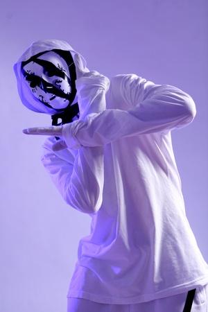 hip hop dancers in studio photo