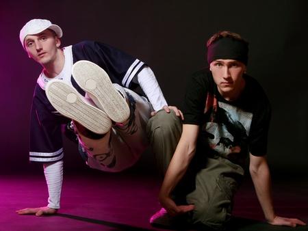 hip hop dancer in dance Stock Photo - 8827717