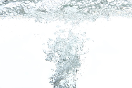 a fresh water abstract splashs Stock Photo - 8445530