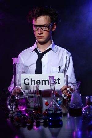 chemist Stock Photo - 8673749