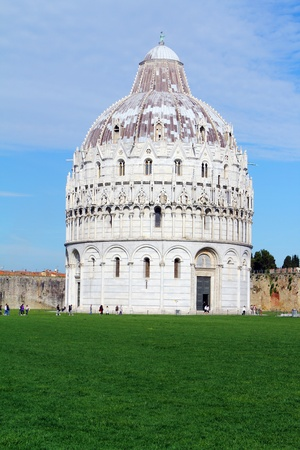 History architecture of Florence - Italy photo