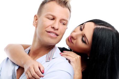 heiße und sexy Fotos von Paaren