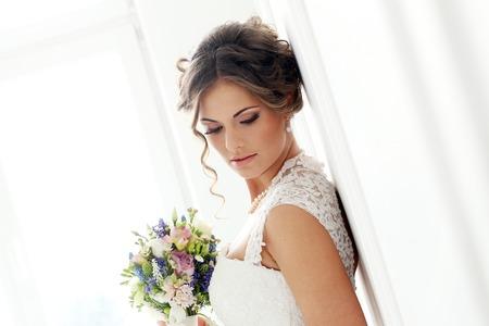 Mariage Belle mariée Banque d'images - 27877428