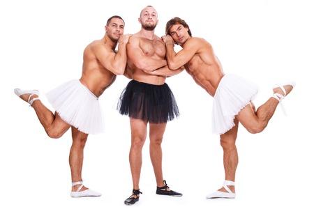 hombres sin camisa: Mostrar, striptease. Chicos guapos con cuerpo sexy