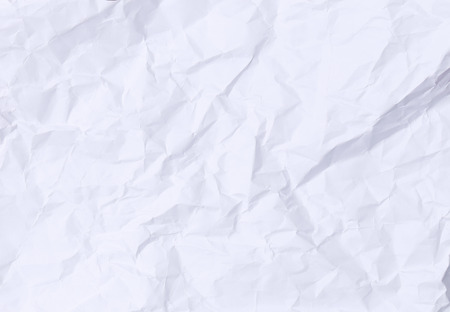 crinkly: Frame, pattern. White, crinkly paper
