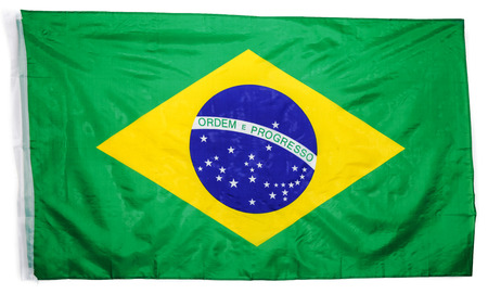 green flag: Symbol. Flag of a country Stock Photo