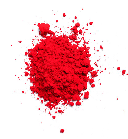 Celebration. Powder for Holi festival