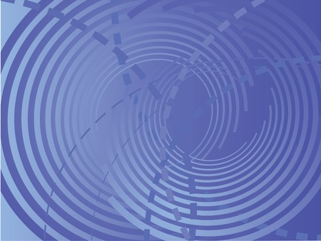 Vecteur bleu résumé Banque d'images - 1798708