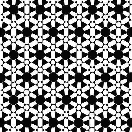 retro vector pattern,seamless  Vector