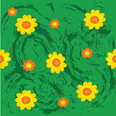grunge summer pattern,seamless