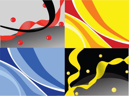 balck: vector wallpaper,abstract illustration