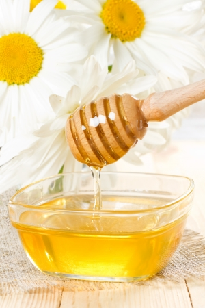 sweetener: Honey
