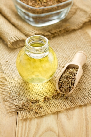Cumin oil photo