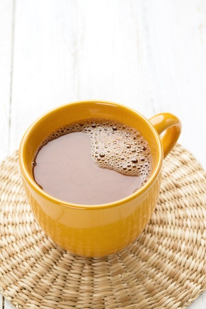 Cacao mug Stock Photo - 16454330