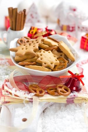 Christmas cookie photo