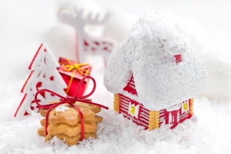 Christmas cookie Stock Photo - 16517894