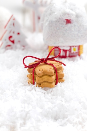 Christmas cookie Stock Photo - 16517884