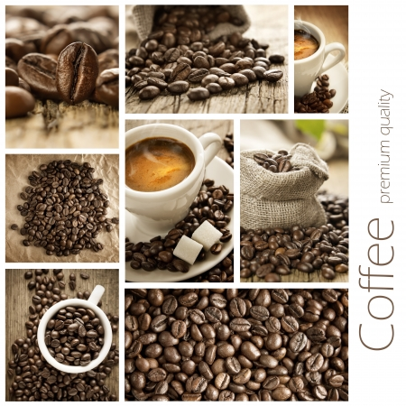colombian food: Coffee