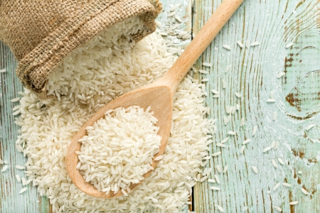 Rice Stock Photo - 17137575