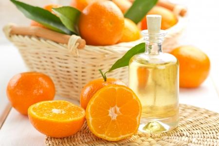 Tangerine ätherisches Öl
