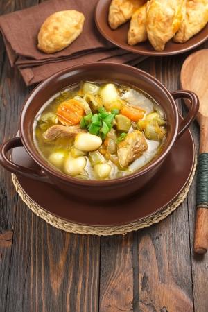 Soup Stock Photo - 17715055