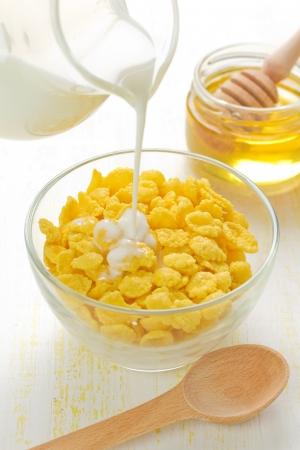 Corn flakes Stock Photo - 17817921