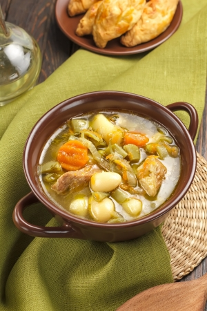 Soup Stock Photo - 18067924