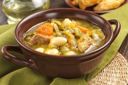 Soup Stock Photo - 18067922