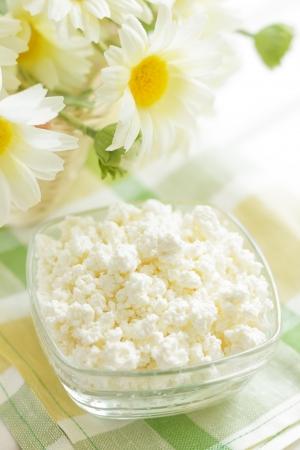 cottage cheese: Ricotta