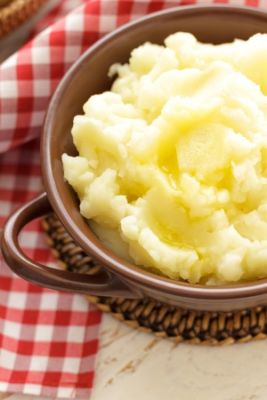 mashed potatoes: Mashed potatoes