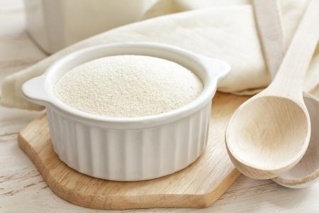 durum wheat semolina: Semolina