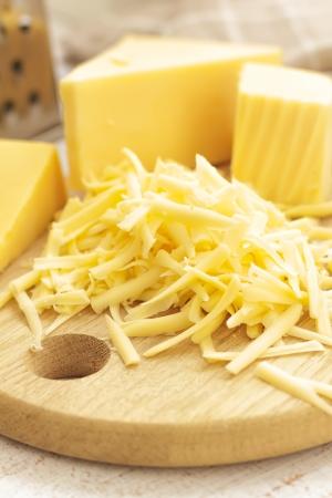 queso rayado: Queso