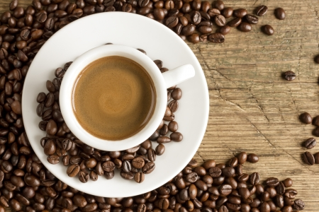 cafe colombiano: Taza para café