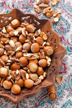 Nut mix photo