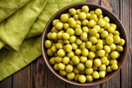 green peas: Peas