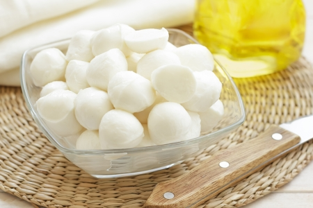 mozzarella cheese: Mozzarella