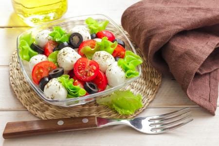 Caprese salad photo