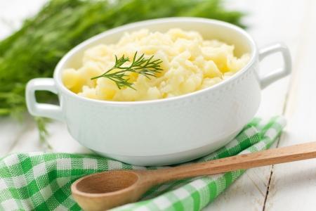 prepared potato: Mashed potato