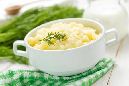 으깬 감자 스톡 콘텐츠