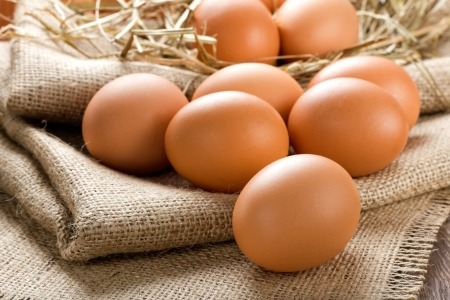 basket: Eggs