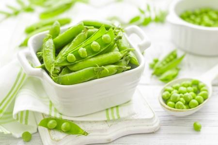 Groene erwten