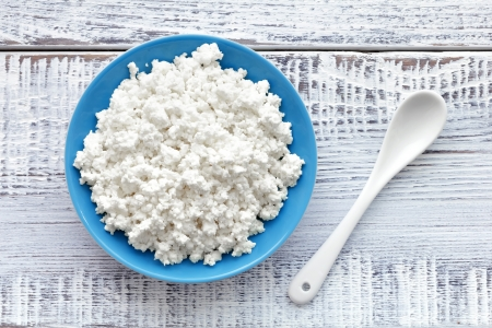 cottage cheese: Cottage