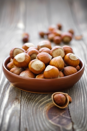 Hazelnuts Stock Photo - 20332462